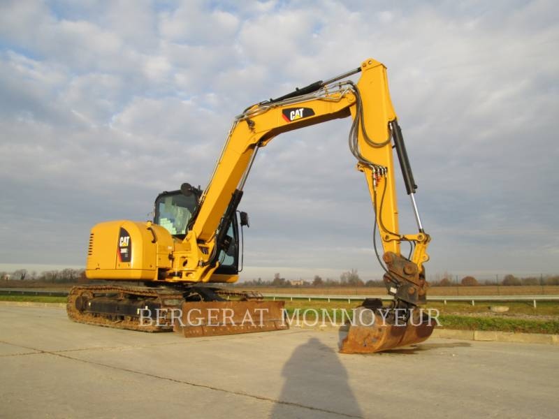 CATERPILLAR KOPARKI GĄSIENICOWE 308E2 CR equipment  photo 4