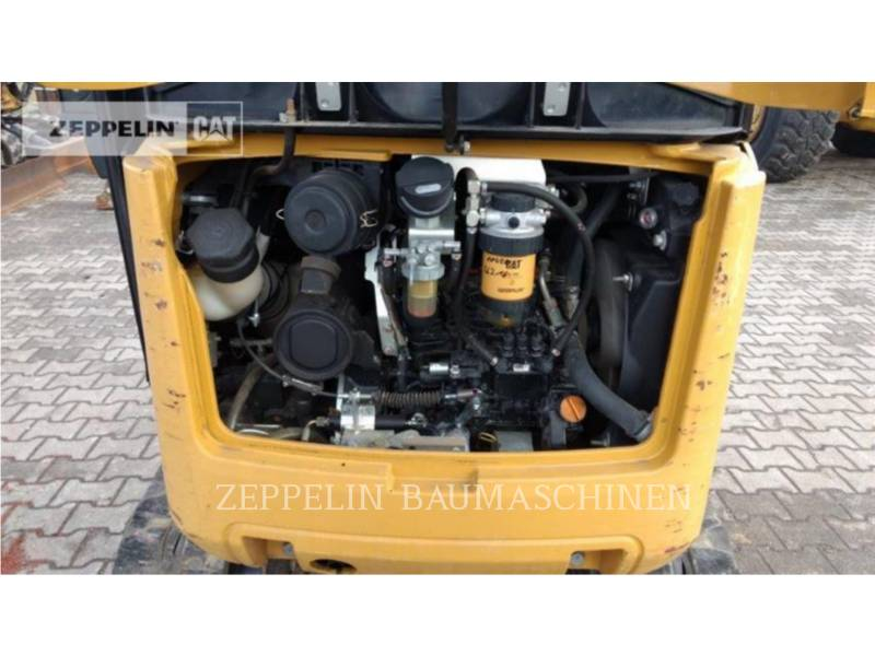 CATERPILLAR トラック油圧ショベル 302.4D equipment  photo 18