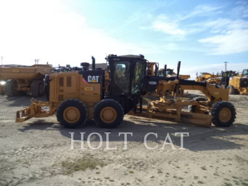 CATERPILLAR MOTONIVELADORAS 140M2 GOV equipment  photo 8