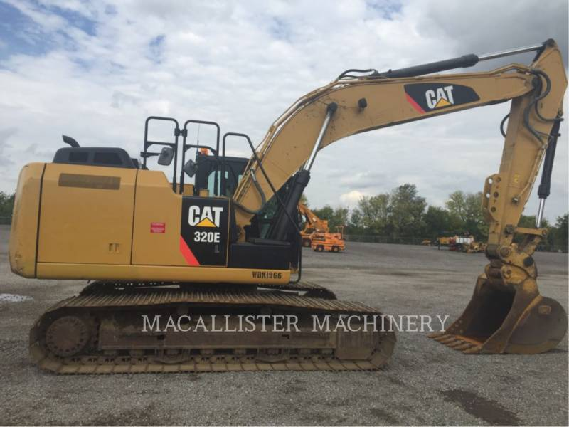 CATERPILLAR トラック油圧ショベル 320EL equipment  photo 2