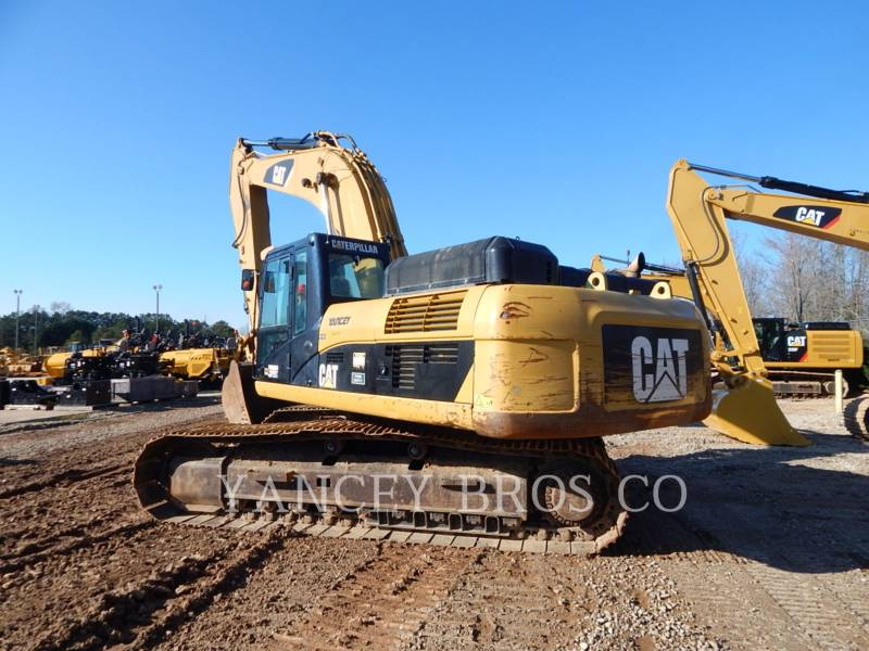 CATERPILLAR KOPARKI GĄSIENICOWE 336D equipment  photo 5