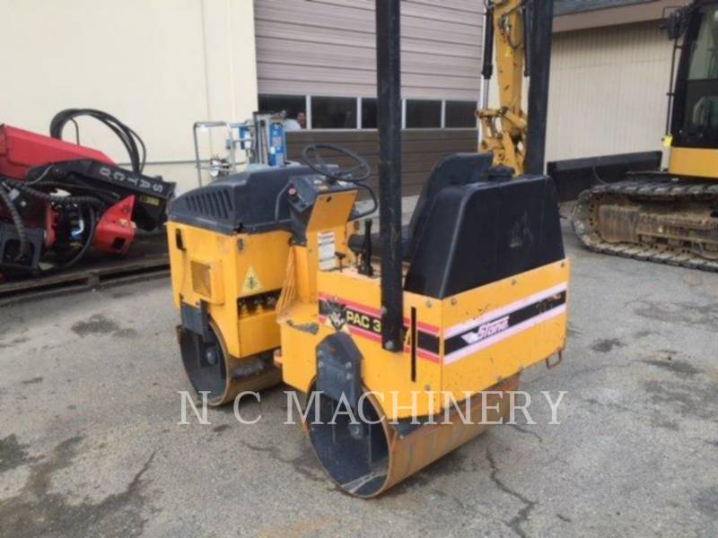 STONE CONSTRUCTION COMPACTOARE WOLFPAC 3100 equipment  photo 4