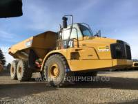 CATERPILLAR KNICKGELENKTE MULDENKIPPER 740B equipment  photo 4
