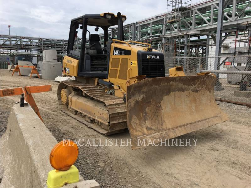 CATERPILLAR TRACTORES DE CADENAS D4K2XL equipment  photo 2