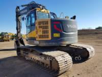 VOLVO CONSTRUCTION EQUIPMENT EXCAVADORAS DE CADENAS ECR 235DL equipment  photo 2