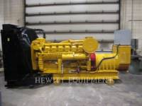 CATERPILLAR STATIONARY GENERATOR SETS 3512, 850KW 600 VOLTS equipment  photo 2