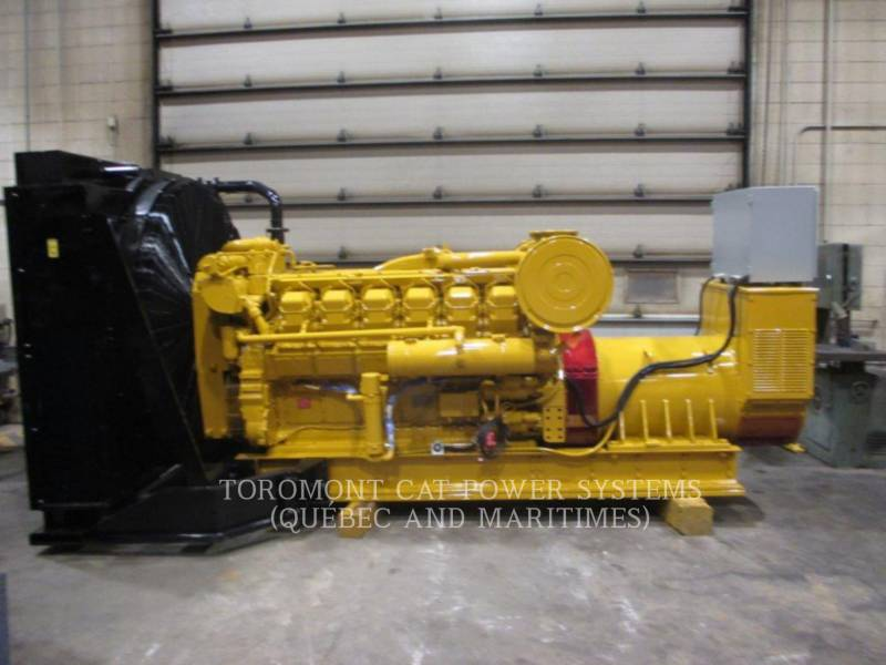 CATERPILLAR STATIONÄRE STROMAGGREGATE 3512,_ 850KW_ 600 VOLTS equipment  photo 2