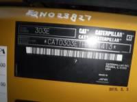 CATERPILLAR PELLES SUR CHAINES 303ECR equipment  photo 15