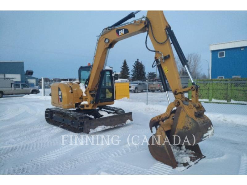 CATERPILLAR トラック油圧ショベル 308E2 equipment  photo 2