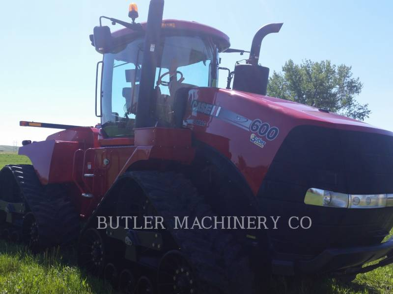 CASE/INTERNATIONAL HARVESTER LANDWIRTSCHAFTSTRAKTOREN 600 QUAD equipment  photo 11