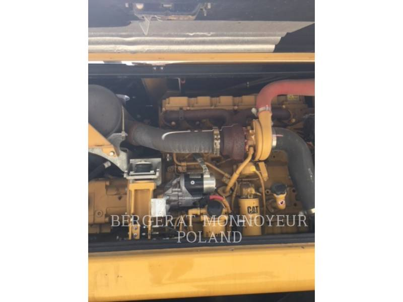 CATERPILLAR WHEEL EXCAVATORS M318D equipment  photo 6