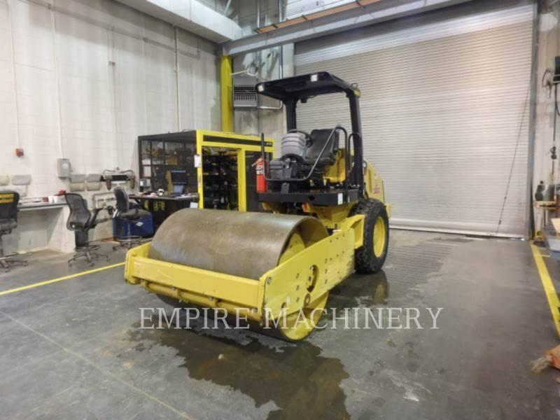 CATERPILLAR EINZELVIBRATIONSWALZE, GLATTBANDAGE CS44 equipment  photo 4