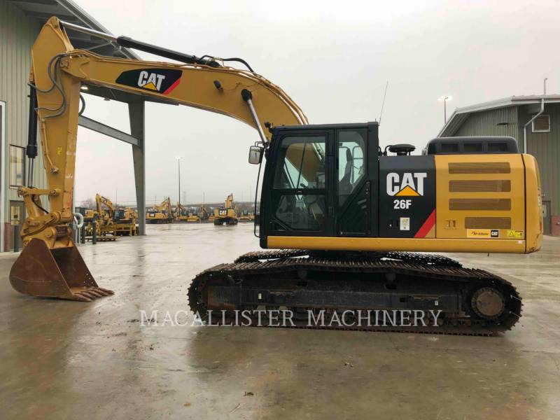 CATERPILLAR PELLES SUR CHAINES 326FL equipment  photo 8