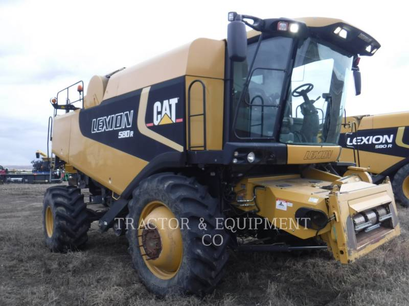 LEXION COMBINE COMBINADOS LX580R equipment  photo 3