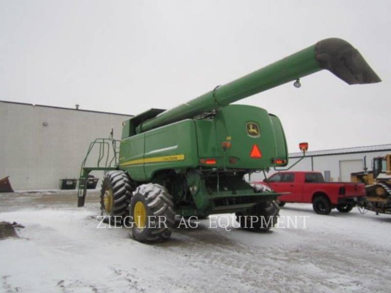 DEERE & CO. COMBINES 9870STS equipment  photo 3