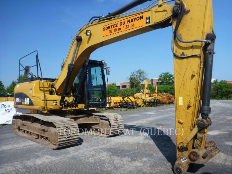 CATERPILLAR TRACK EXCAVATORS 315DL equipment  photo 2