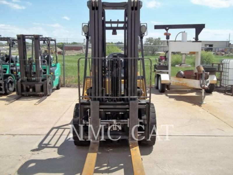 CATERPILLAR LIFT TRUCKS GABELSTAPLER 2P7000_MC equipment  photo 3