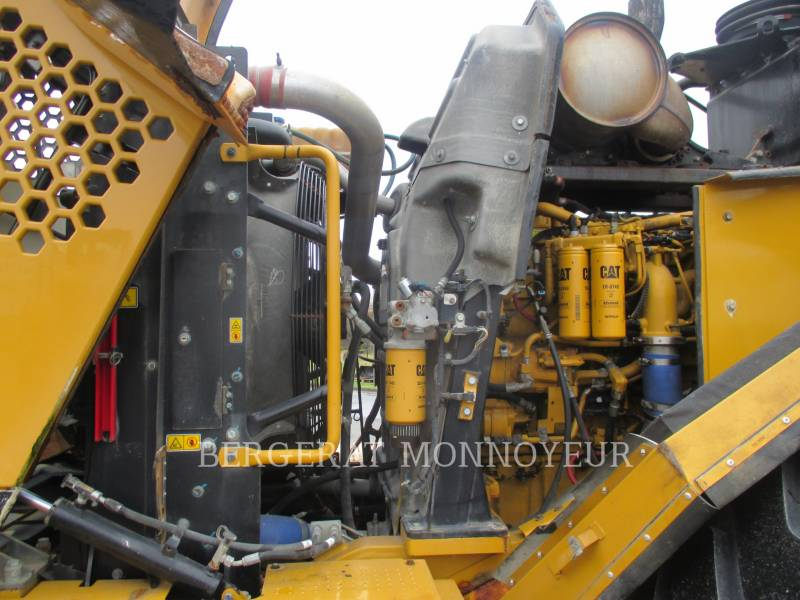 CATERPILLAR CARGADORES DE RUEDAS 980K equipment  photo 14