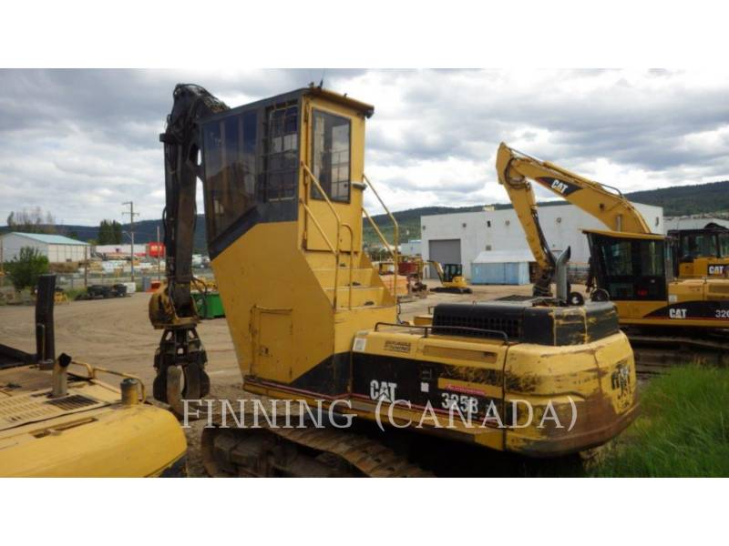 CATERPILLAR KOPARKI GĄSIENICOWE 325BL equipment  photo 4
