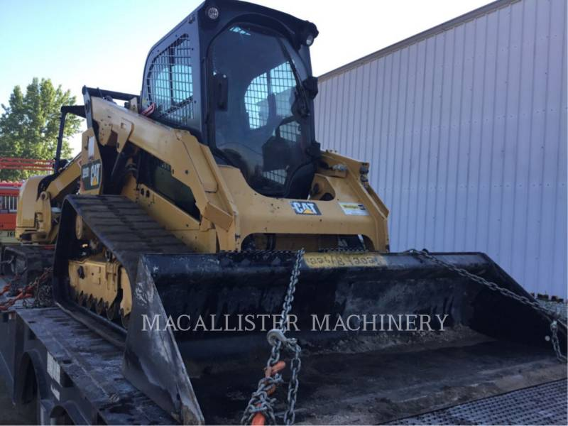 CATERPILLAR PALE CINGOLATE MULTI TERRAIN 299D2 equipment  photo 2