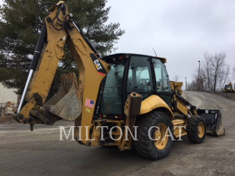 CATERPILLAR BACKHOE LOADERS 430E equipment  photo 5