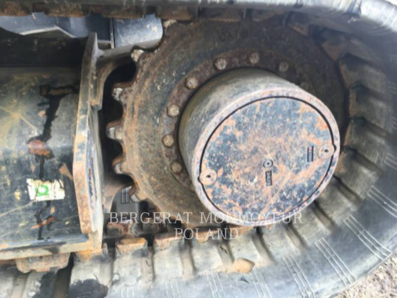 CATERPILLAR TRACK EXCAVATORS 308E2 CR equipment  photo 14