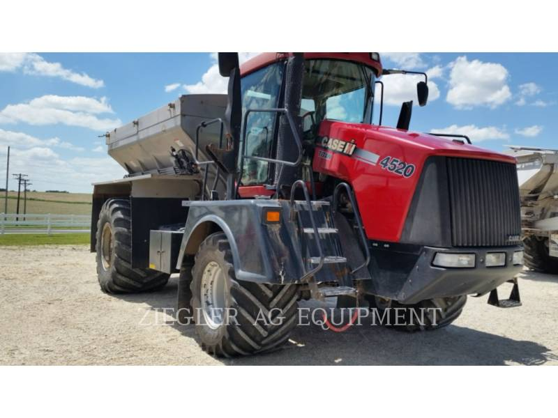 CASE/NEW HOLLAND Flotadores TITAN4520 equipment  photo 1