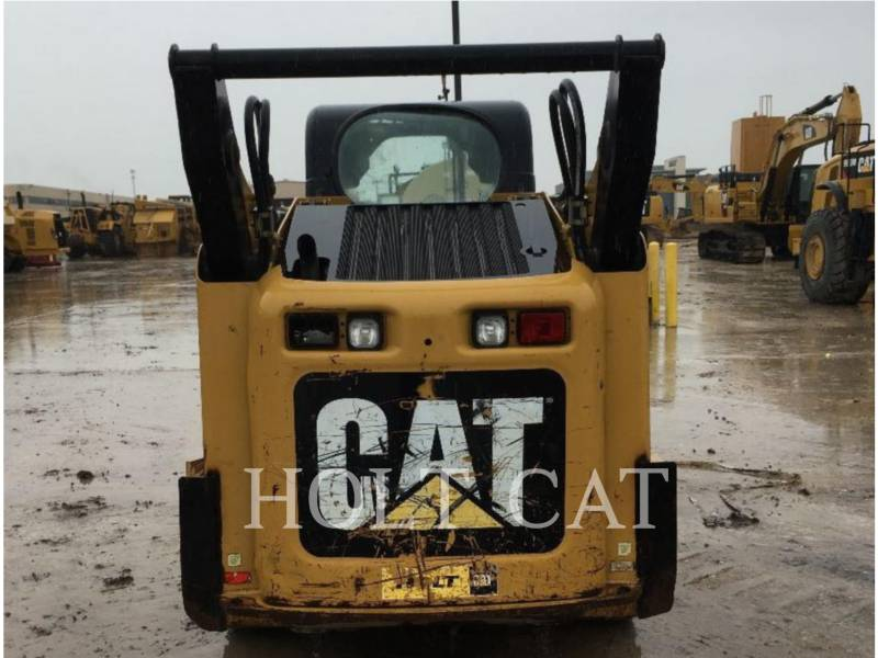 CATERPILLAR SCHRANKLADERS 272C equipment  photo 4