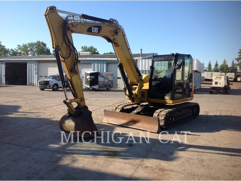 CATERPILLAR PELLES SUR CHAINES 308E2 R equipment  photo 1