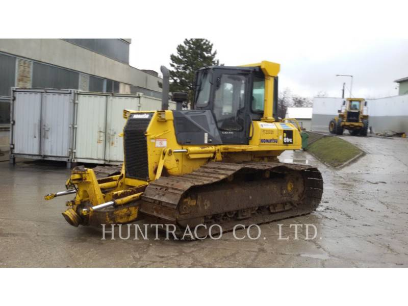 KOMATSU LTD. CIĄGNIKI GĄSIENICOWE D61PX-15 equipment  photo 1