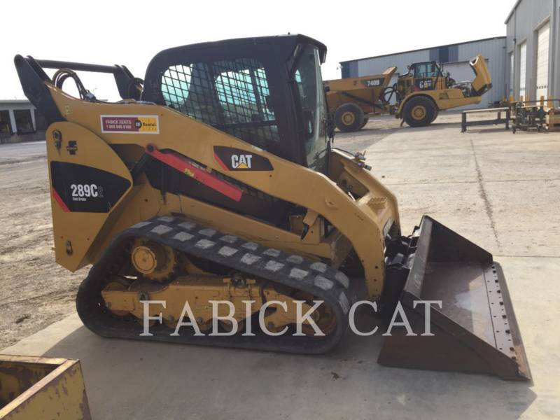 CATERPILLAR MULTI TERRAIN LOADERS 289C2C3TL2 equipment  photo 1
