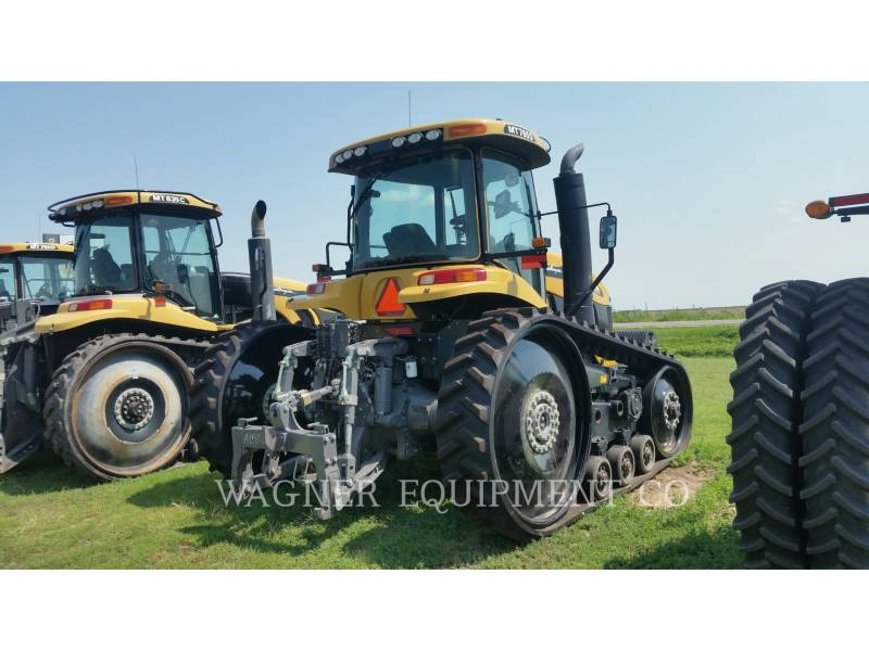 AGCO 農業用トラクタ MT765D equipment  photo 5