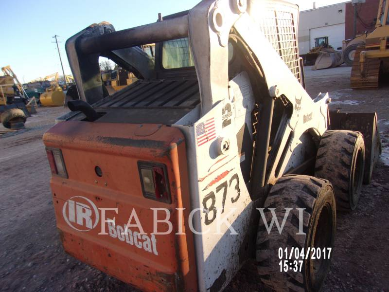 BOBCAT MINICARGADORAS 873 equipment  photo 4