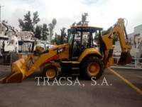 Equipment photo CATERPILLAR 416F2STLRC RETROESCAVADEIRAS 1