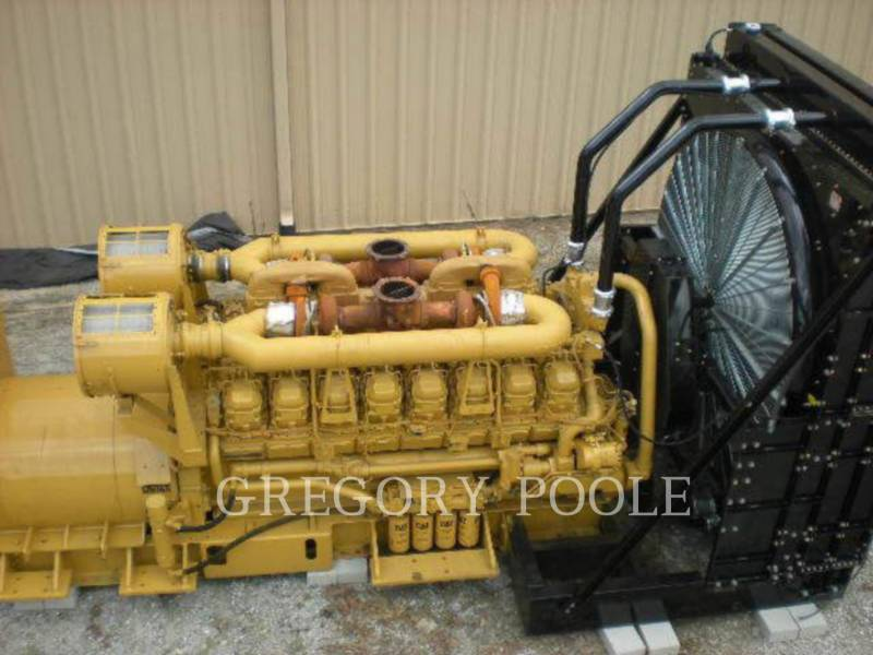 CATERPILLAR STATIONARY GENERATOR SETS 3516 equipment  photo 5