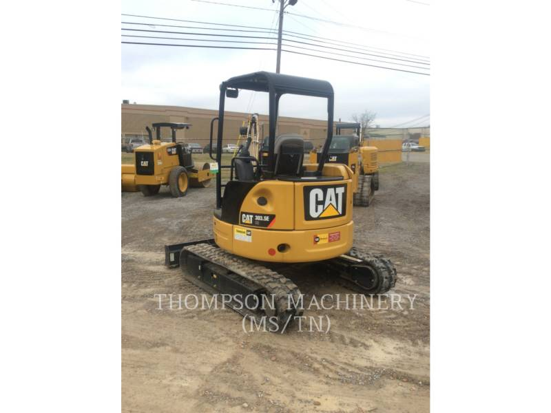 CATERPILLAR EXCAVADORAS DE CADENAS 303.5E equipment  photo 4