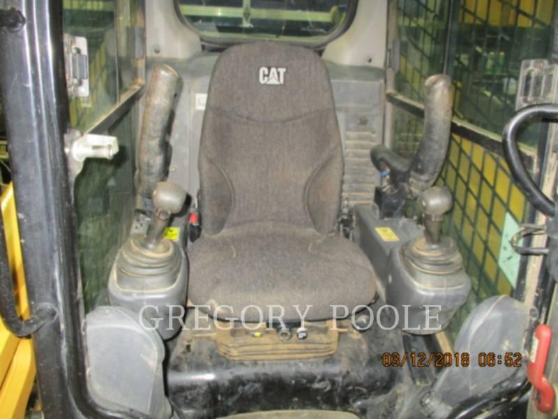 CATERPILLAR CHARGEURS TOUT TERRAIN 259D equipment  photo 20