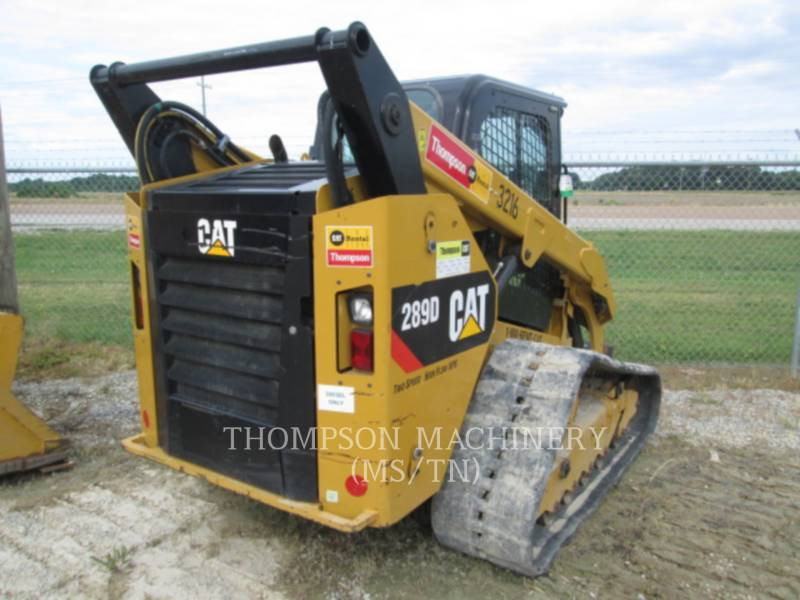 CATERPILLAR MINICARREGADEIRAS 289DHF equipment  photo 3