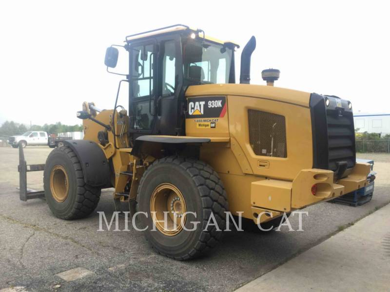CATERPILLAR WHEEL LOADERS/INTEGRATED TOOLCARRIERS 930K LSRQ equipment  photo 2