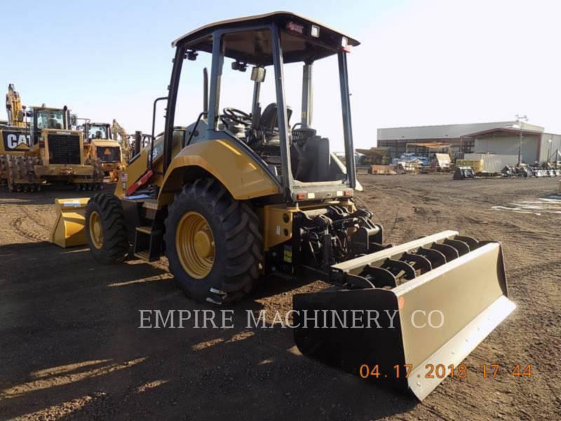 CATERPILLAR INDUSTRIËLE LADER 415F2IL equipment  photo 1