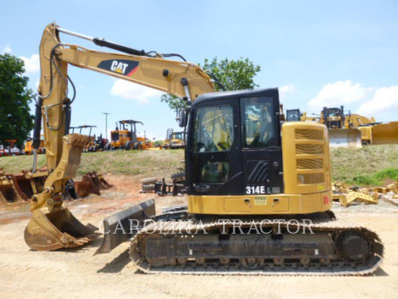 Caterpillar EXCAVATOARE PE ŞENILE 314ELCRTHB equipment  photo 1