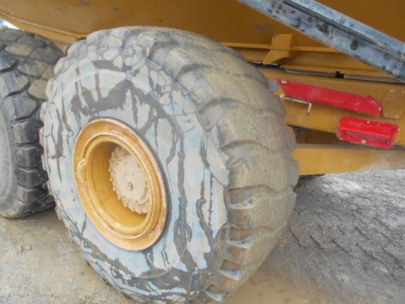 CATERPILLAR CAMIONES ARTICULADOS 740B equipment  photo 14
