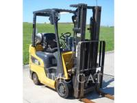 Equipment photo CATERPILLAR LIFT TRUCKS C3500_MC CARRELLI ELEVATORI A FORCHE 1