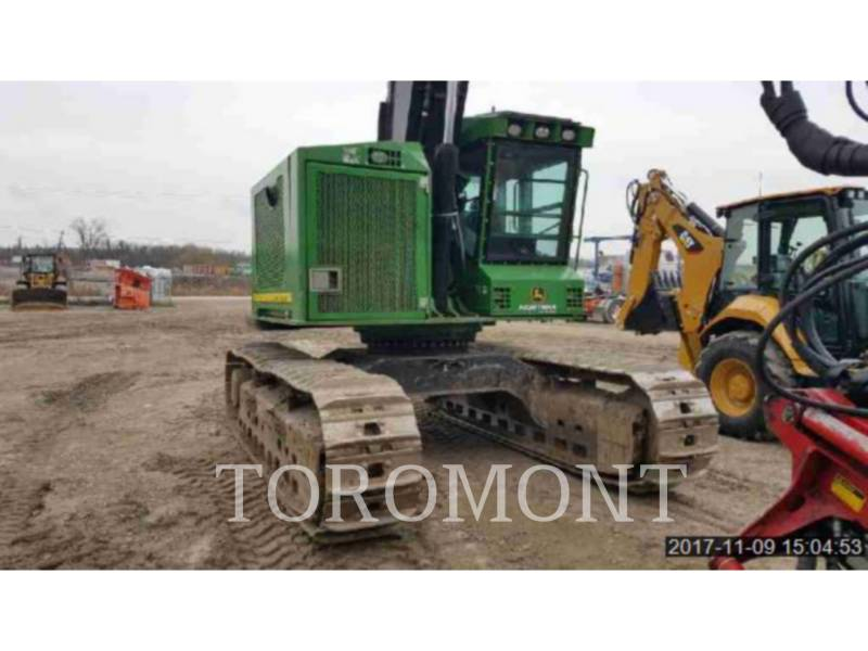 DEERE & CO. FOREST MACHINE 753JH equipment  photo 1