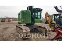 DEERE & CO. FORSTMASCHINE 753JH equipment  photo 1