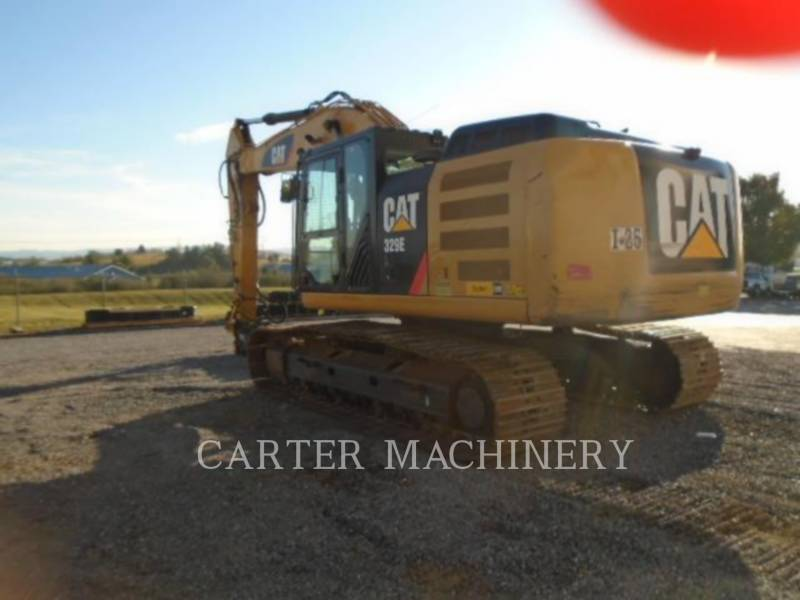 CATERPILLAR PELLES SUR CHAINES 329EL equipment  photo 3