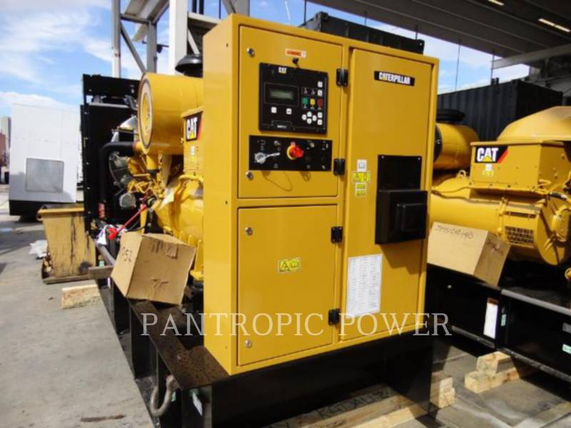 CATERPILLAR STATIONÄRE STROMAGGREGATE C18 equipment  photo 2