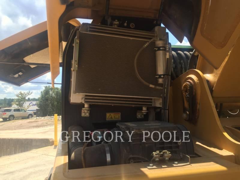 CATERPILLAR ESCAVATORI GOMMATI M316D equipment  photo 19