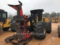 CATERPILLAR FORESTRY - FELLER BUNCHERS - WHEEL 563C equipment  photo 4