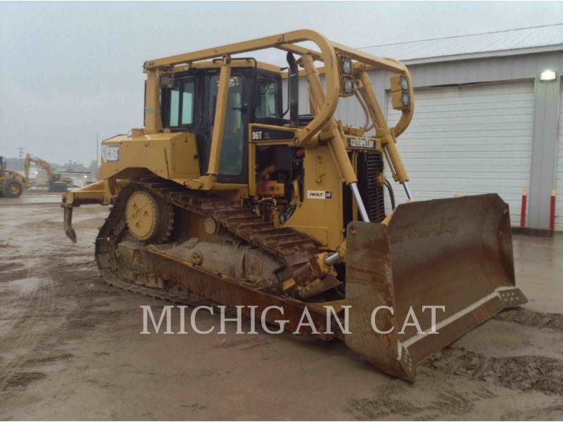 CATERPILLAR TRACK TYPE TRACTORS D6TX C equipment  photo 2